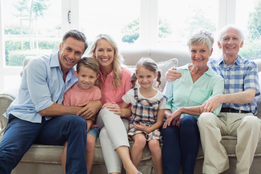 Erkrankung und Familie